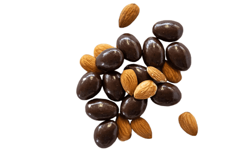 Almonds Dark Chocolate Coated
