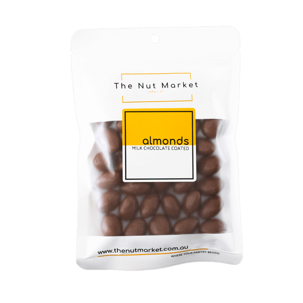 Almonds Milk Chocolate Coated