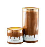 Chocolate Almond Butter in 300g and 850g Nut Market jars.