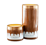 Chocolate Hazelnut Butter in 300g and 850g Nut Market jars.