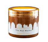 Small 300g Nut Market Jar of Chocolate Almond Butter.