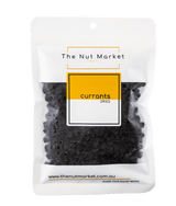 Currants in 200g Nut Market Bag.