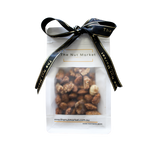 Gingerbread Spiced Mixed Nuts in 200g Nut Market Gift Bag.