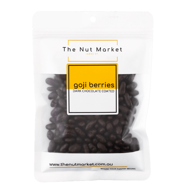 Goji Berries Dark Chocolate Coated