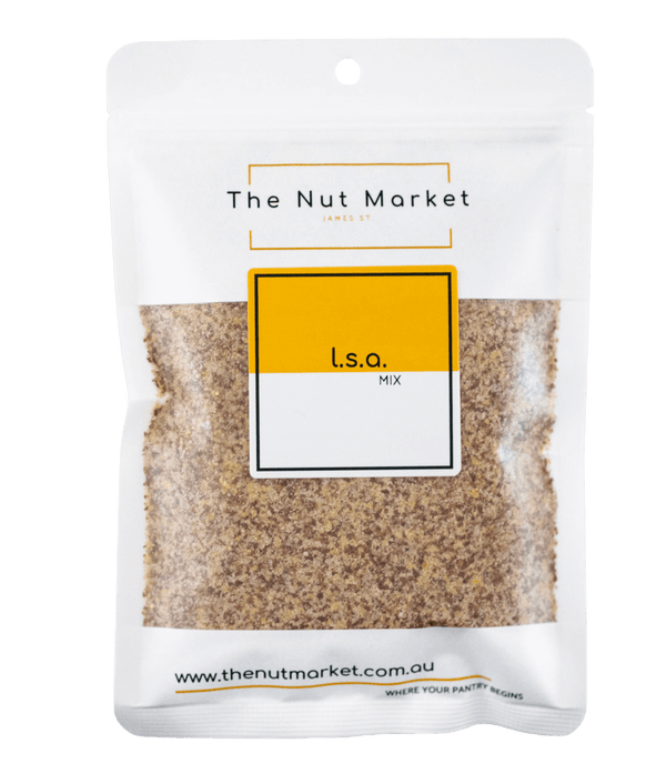 A 200g bag of LSA Mix by The Nut Market
