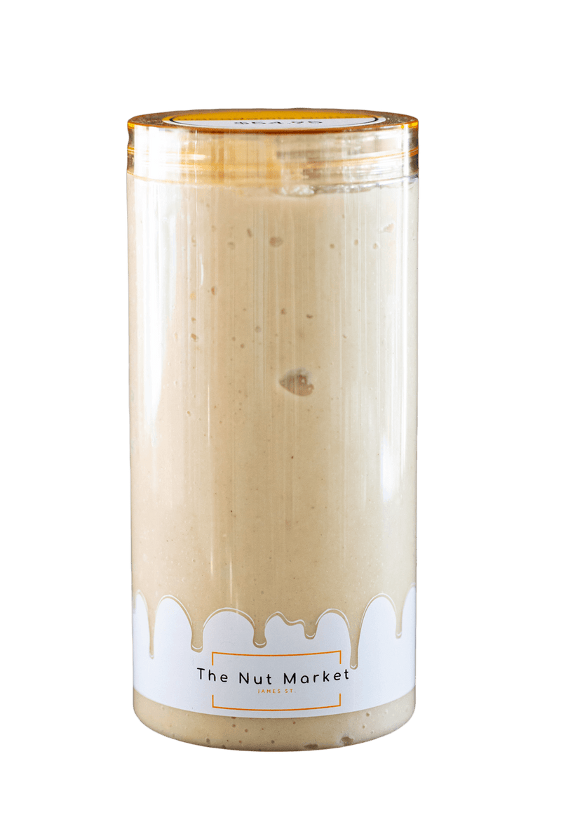 Large 800g Nut Market Jar of Macadamia Butter.