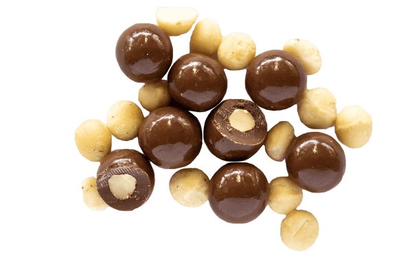 Macadamias Milk Chocolate Coated