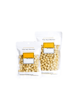 Macadamia Nuts Raw in 180g and 450g Nut Market bags.