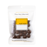 Malt Balls Milk Chocolate Coated