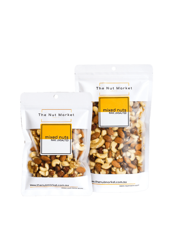 Mixed Deluxe Raw Nuts