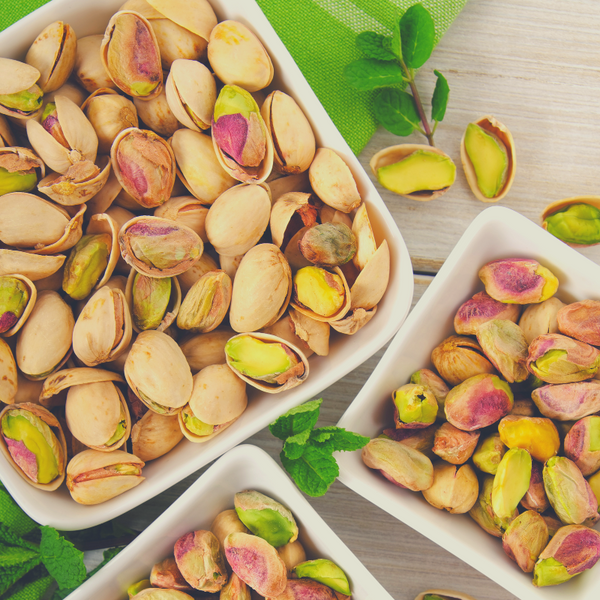 Organic Pistachios Roasted and Salted - Nuts Online - The Nut Market