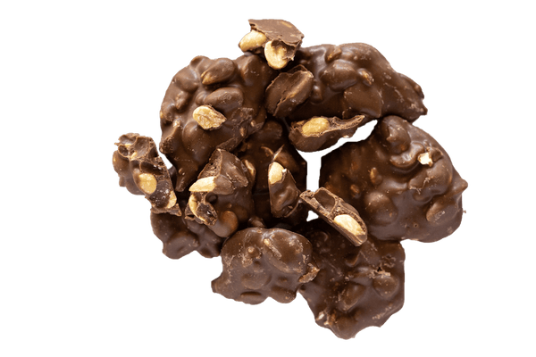 Peanut Clusters Milk Chocolate Coated
