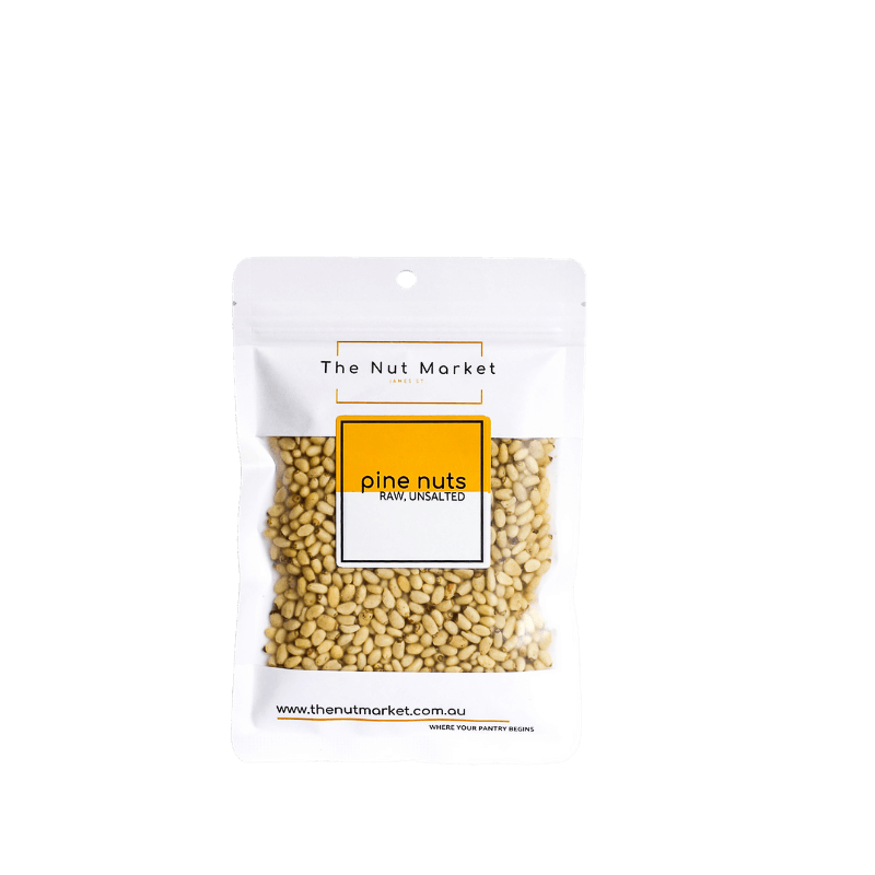 Pine Nuts 150g in Nut Market bag.