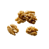 Scattering of Raw Walnuts