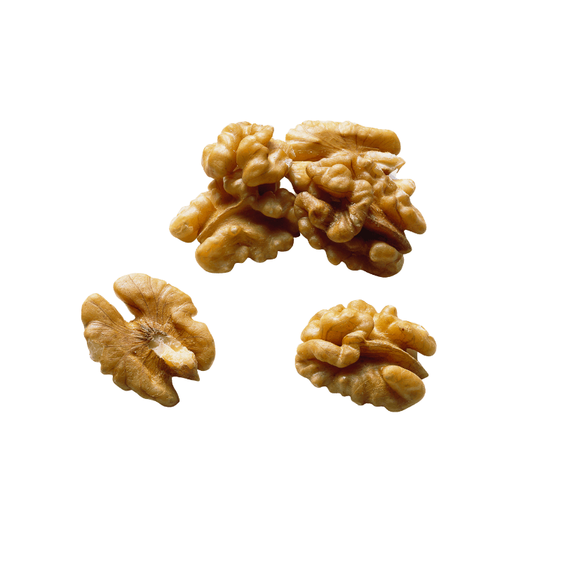 Scattering of Walnuts Raw.