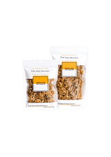 Raw Walnuts in 150g and 400g Nut Market bag.