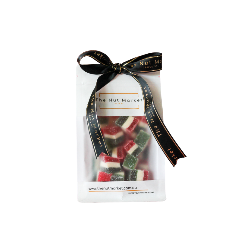Jolly Jellies in 250g Nut Market Gift Bag