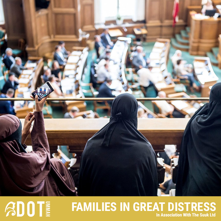Families In Great Distress