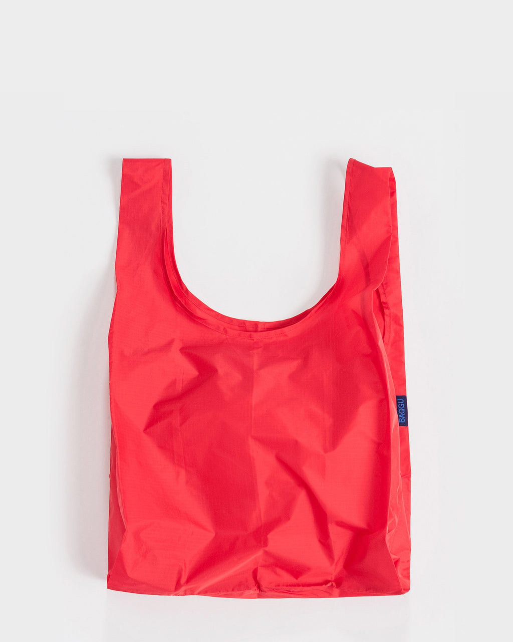 Baggu . Reusable shopping bag . Red