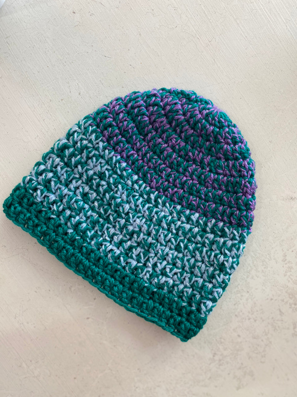 Beanie - hand crafted