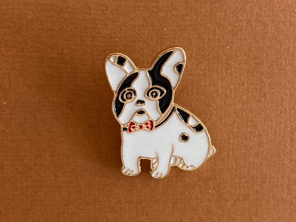 Enamel pin - Dog