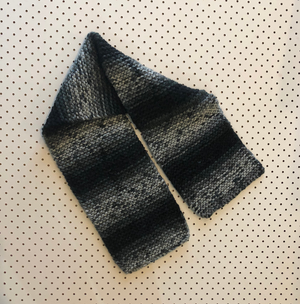 Scarf - hand crafted