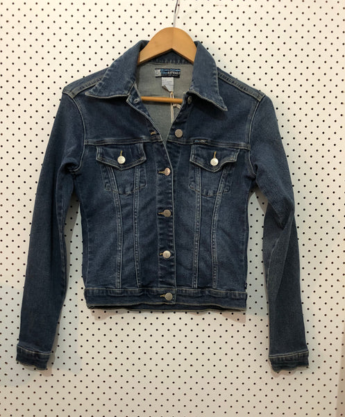 Denim jacket - Blue Ashphalt - 0399