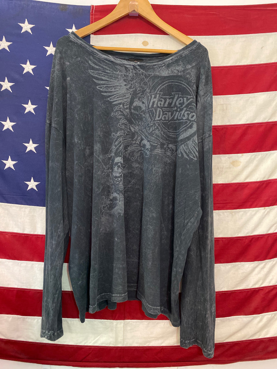 0951 - HD O'Fallon Illinois long sleeve tee