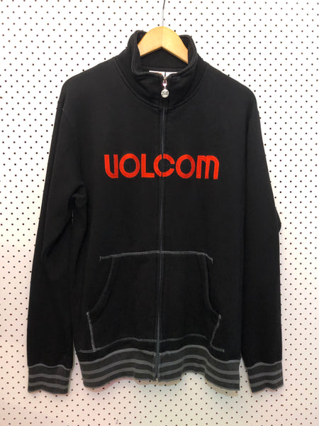 0406 Volcom zip up jacket