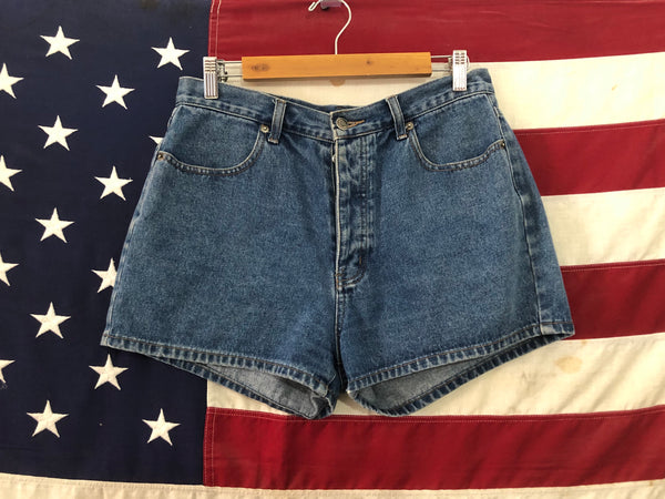 0219 Jeanswest denim shorts