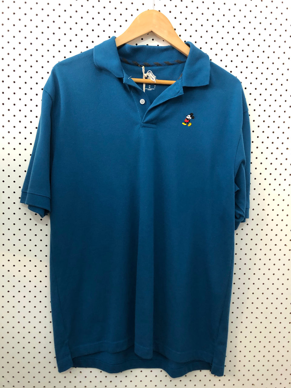 0211 Disney polo shirt