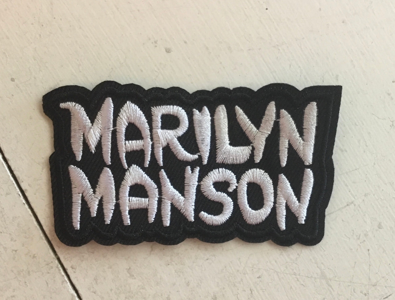 Patch - Marilyn Manson