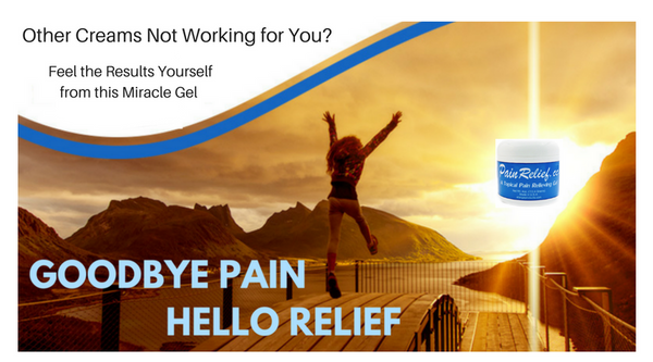 Joint Pain Relief Cream