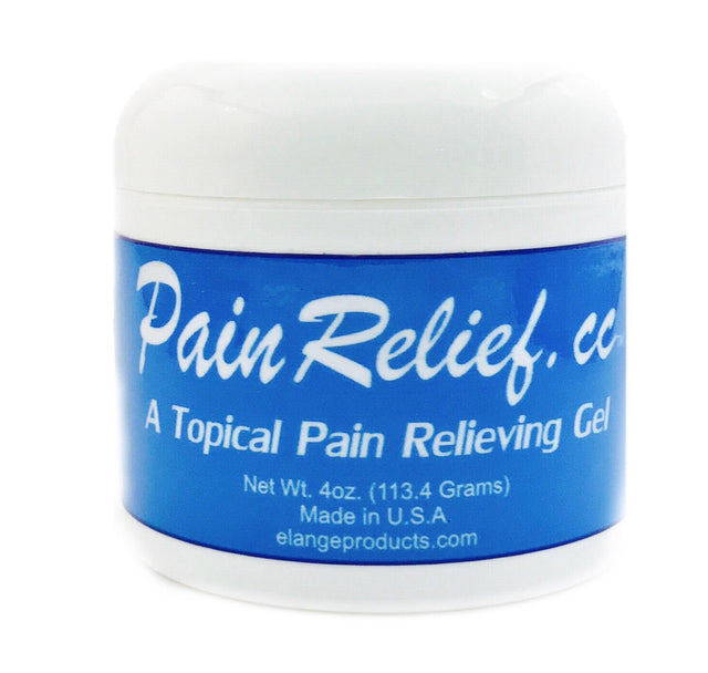 Pain Relief.cc Pain Relief Gel