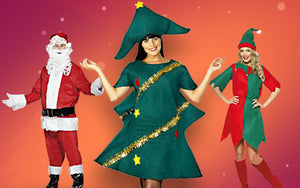2019 Christmas Costume Range