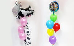 Kids Birthday Balloon Bouquets