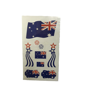 Australia Day Tattoos