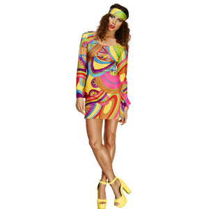 1960's Flower Power Costume