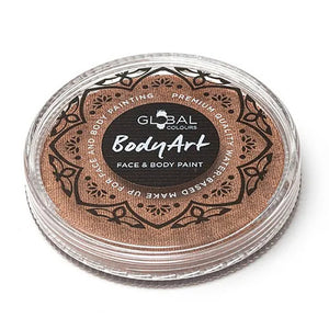 BodyArt Make Up Metallic Bronze