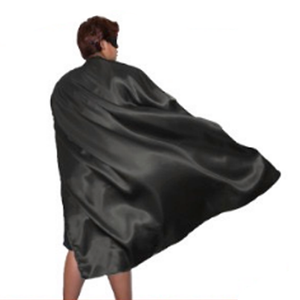 Long Black Cape