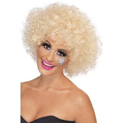 Afro Wig - Blonde