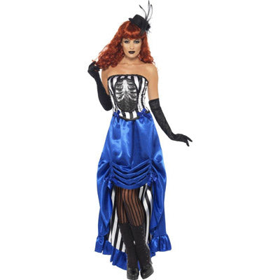 Grotesque Pin Up Burlesque Costume