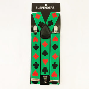 Card Deck Suspenders