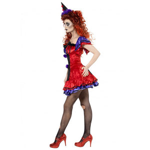 Cirque Sinister Bo Bo the Clown Costume