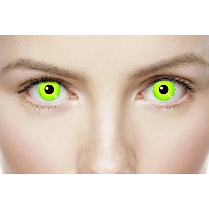 Hulk Rage Contact Lenses (1 Day)