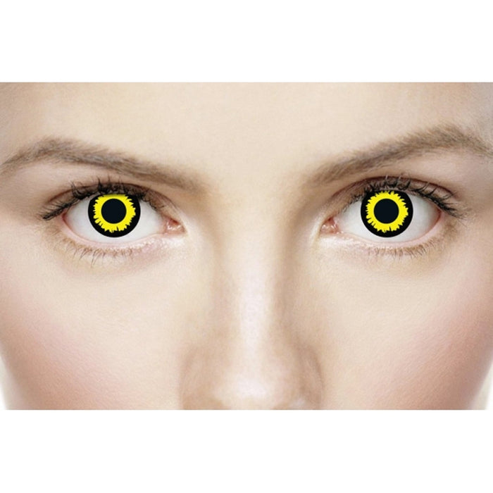 Wolf Contact Lenses (1 Day)