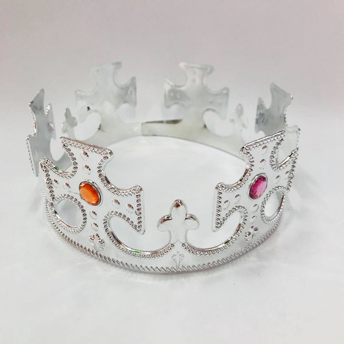Silver King Crown