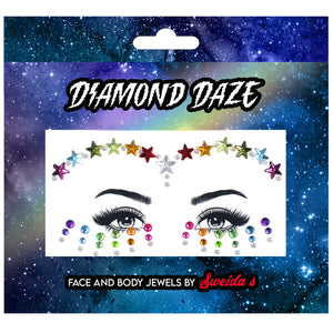 Face Jewels - Pride 3