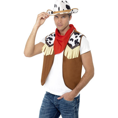 Wild West Male Instant Kit