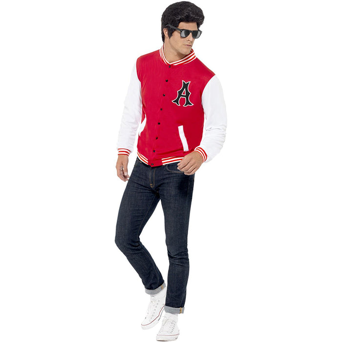 1950's College Jock Letterman Jacket